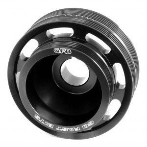 Underdrive Crank Pulley
