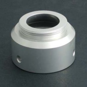 "Inlet - female 38mm (1.5"") pipe mount"